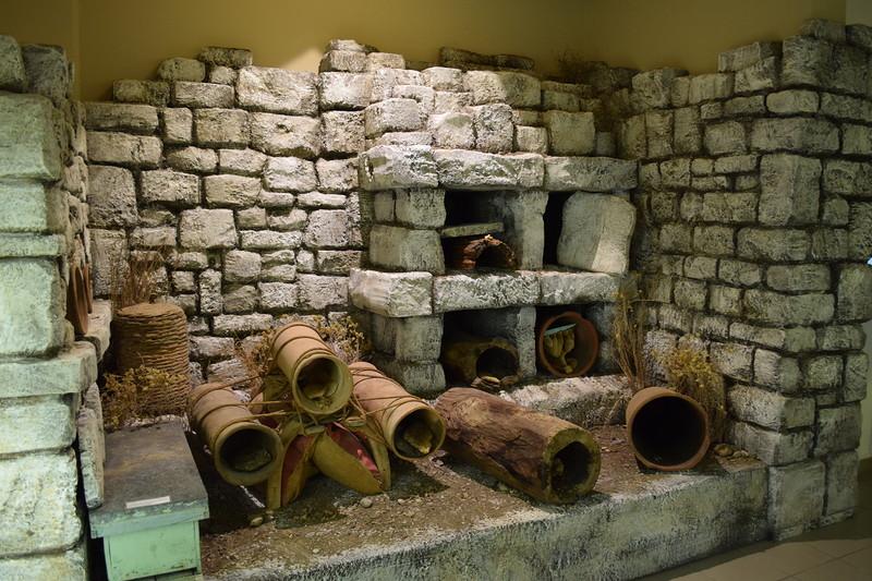 Каменная пасека на Родосе