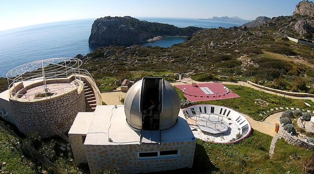 Astronomy Studios on Rhodes