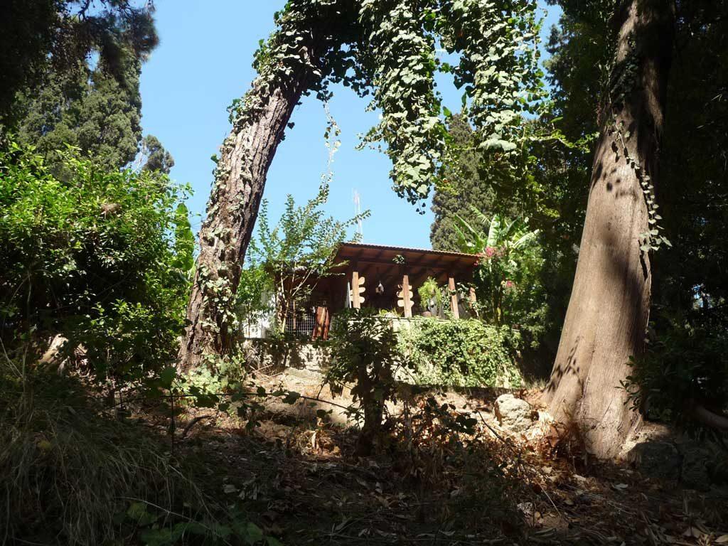 Дом смотрителя в парке Родини