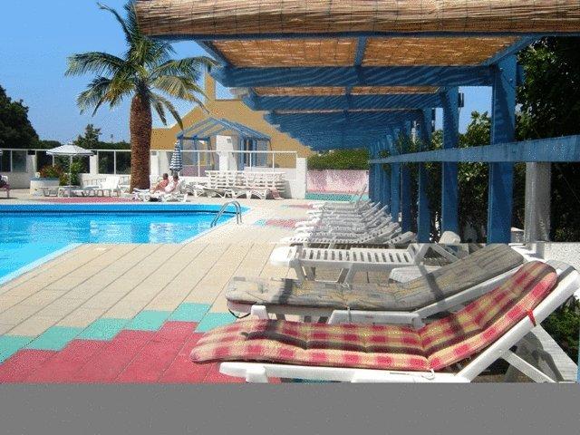 Семейный апарт-отель SUMMER DREAM HOTEL 3* на Родосе