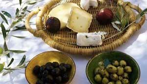 Что ели древние греки
