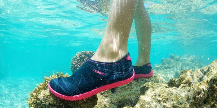 Коралки в воде
