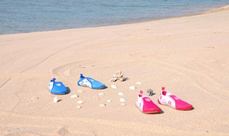 специальная пляжная обувь