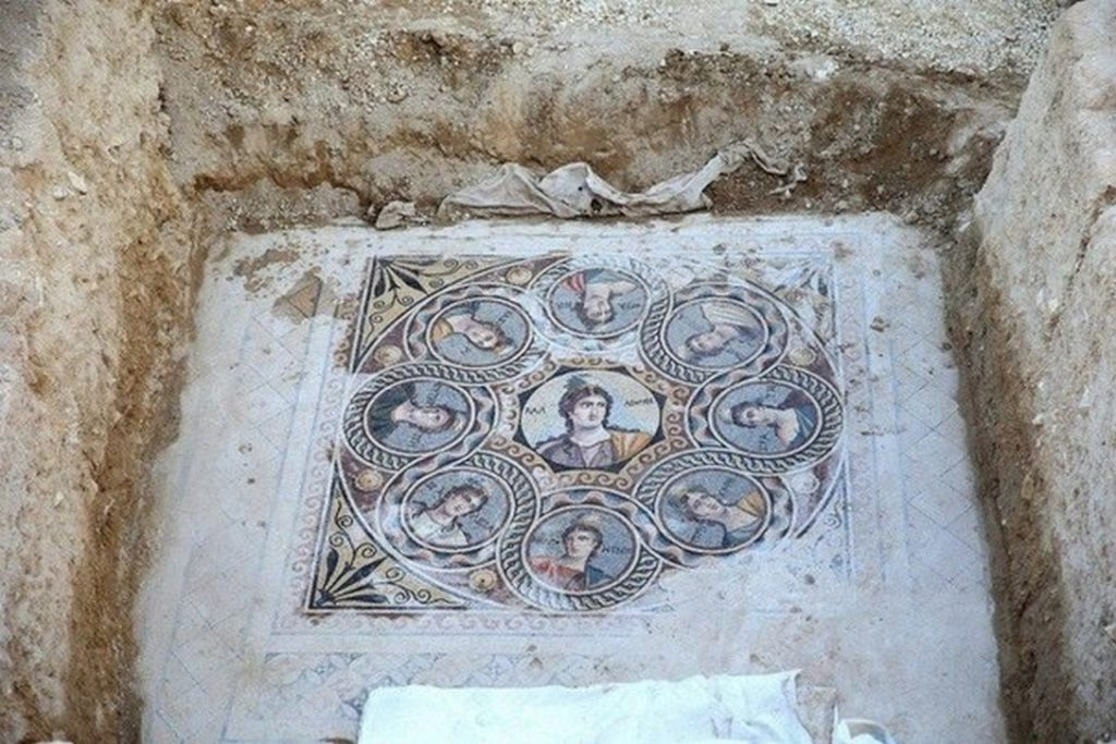 Тельхины - первые правители Родоса