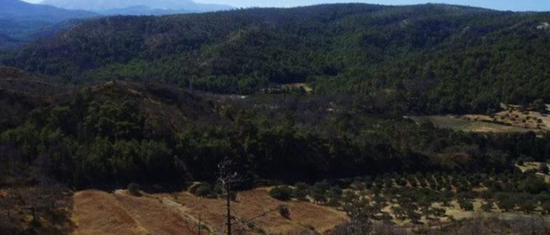 Древний Камирос на острове Родос до раскопок археологов