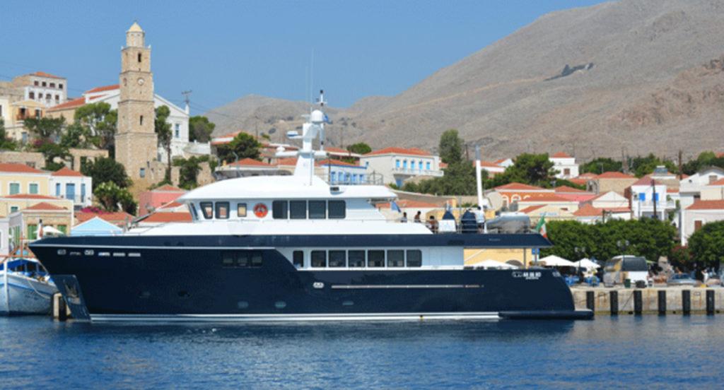 Морское путешествие бухты Камирос на остров Халки с острова Родос
