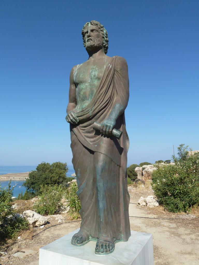 Клеобул правитель Линдоса