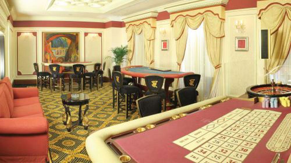 Казино Родос игровые столы на острове Родос