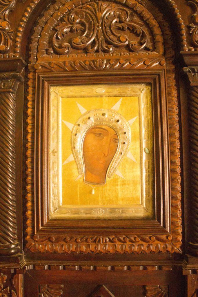 Икона Божьей Матери Филеримской
