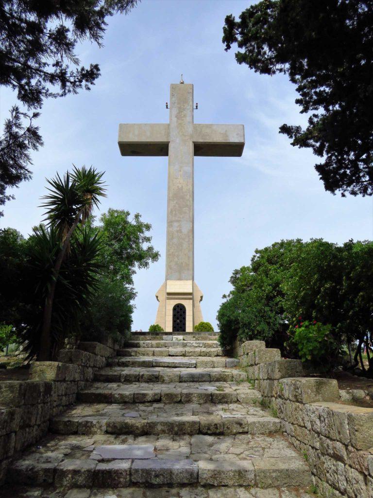 18-ти метровый крест