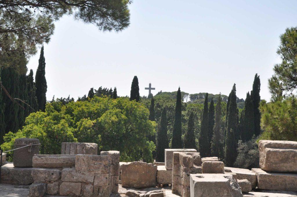Кипарисовый парк заповедника