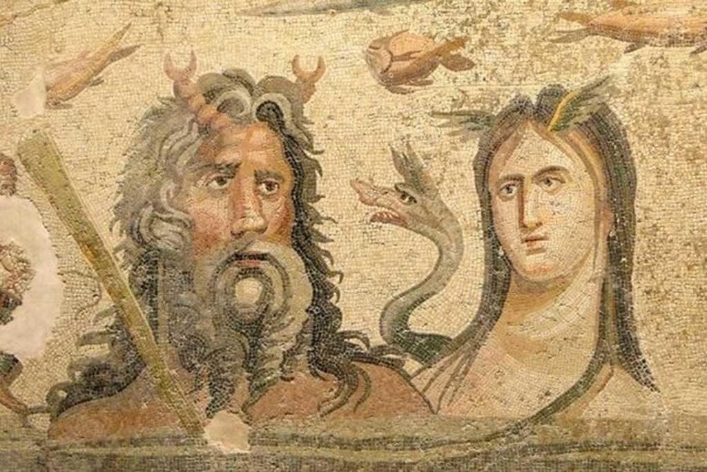 Тельхины - мифические жители Филеримоса