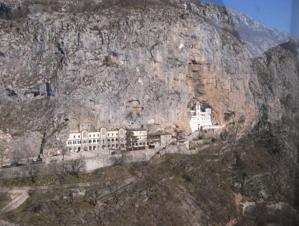 Икона Богородицы Филеримской в Черногории