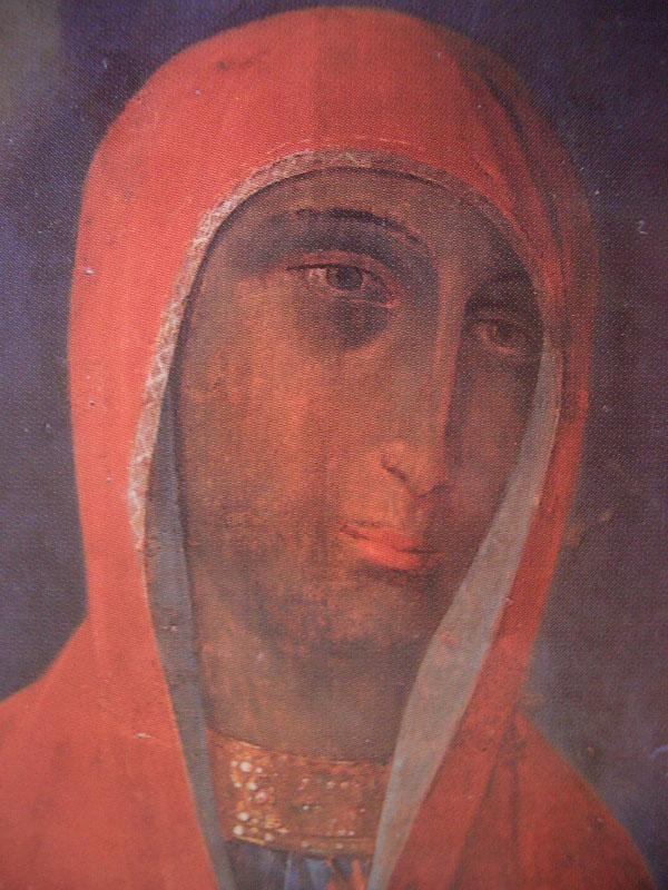 Икона Богородицы Филеримской на острове Родос