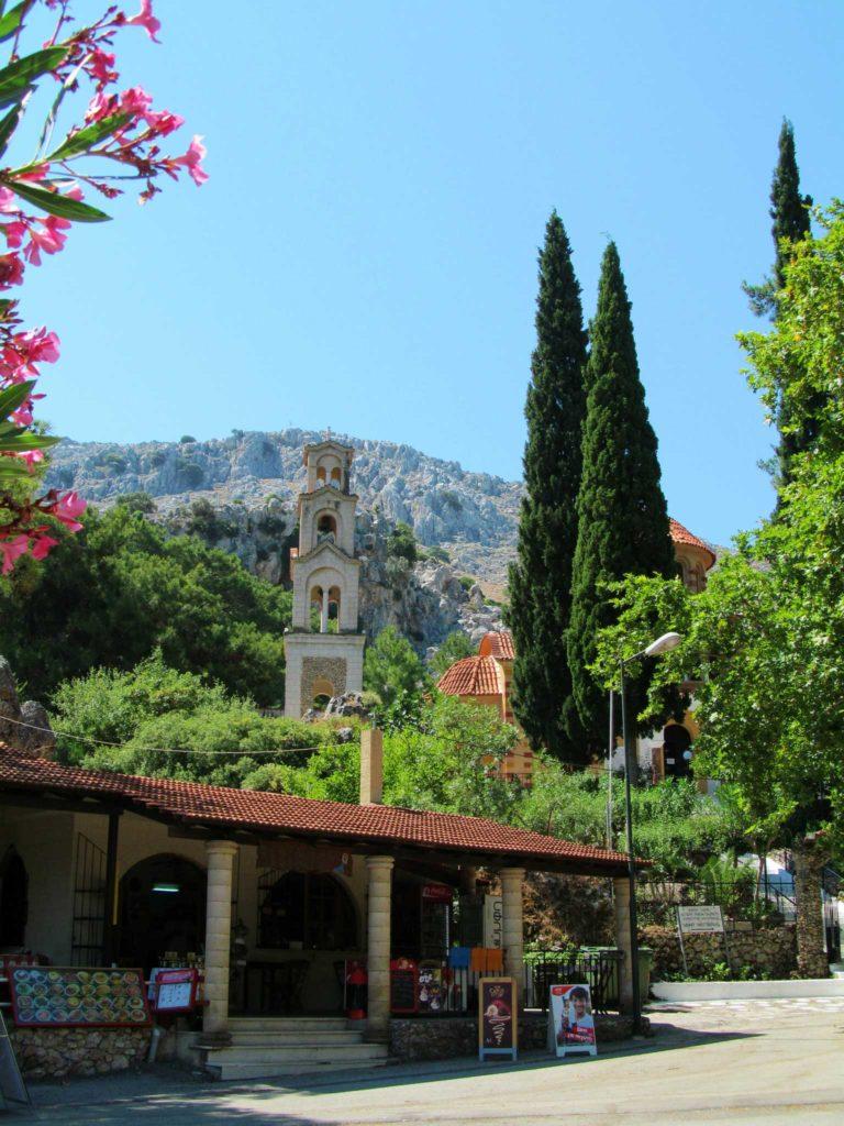 деревня Архиполи монастырь Святого Нектария