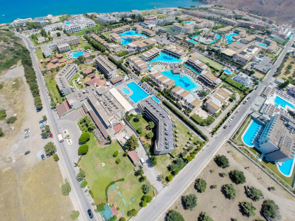 Комфортабельные отели курорта