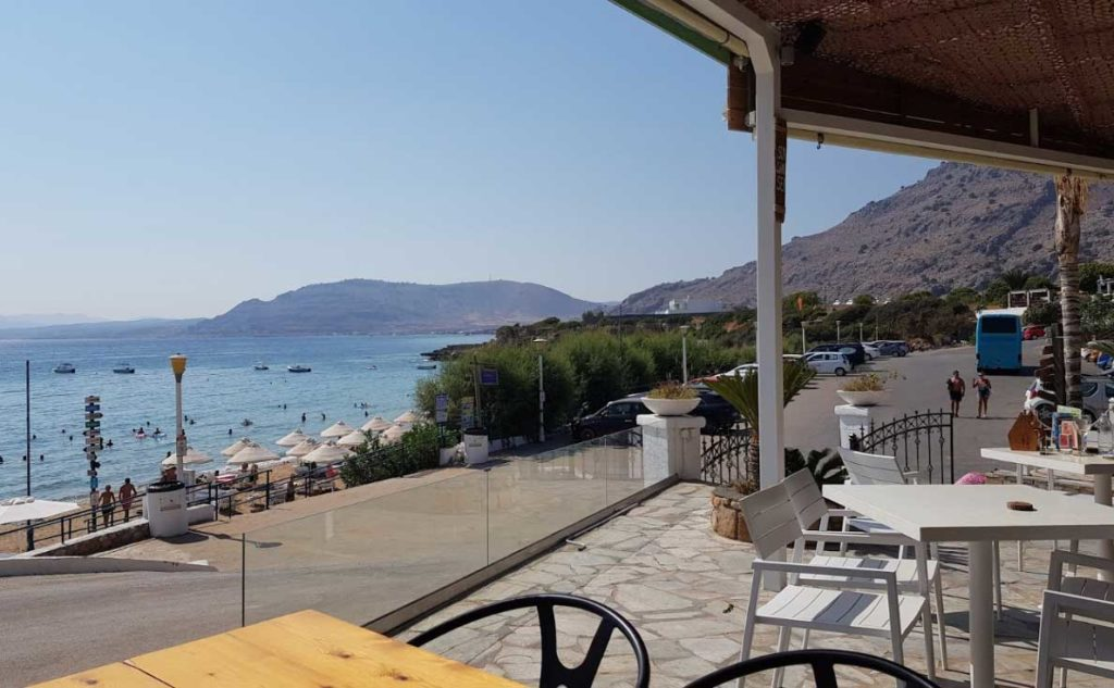 Пляжный бары и таверны