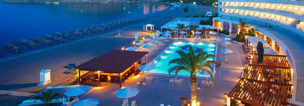 Отель SENSIMAR Lindos Bay Resort & Spa