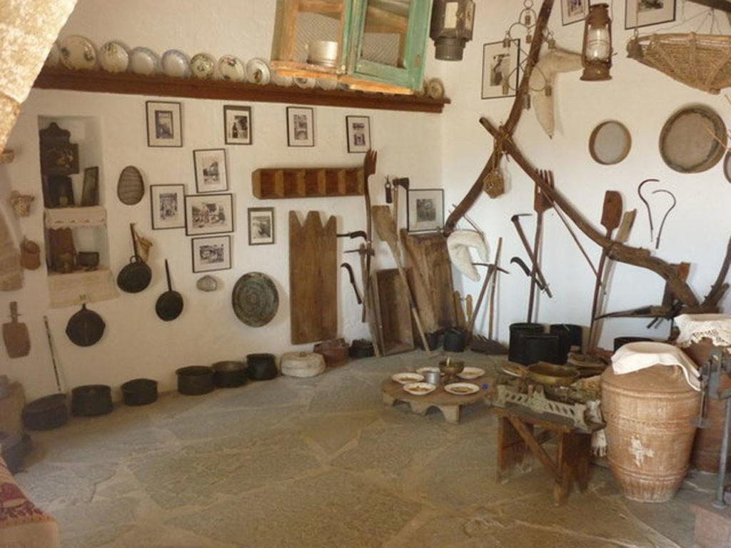 Деревня Асклипио этнографический музей