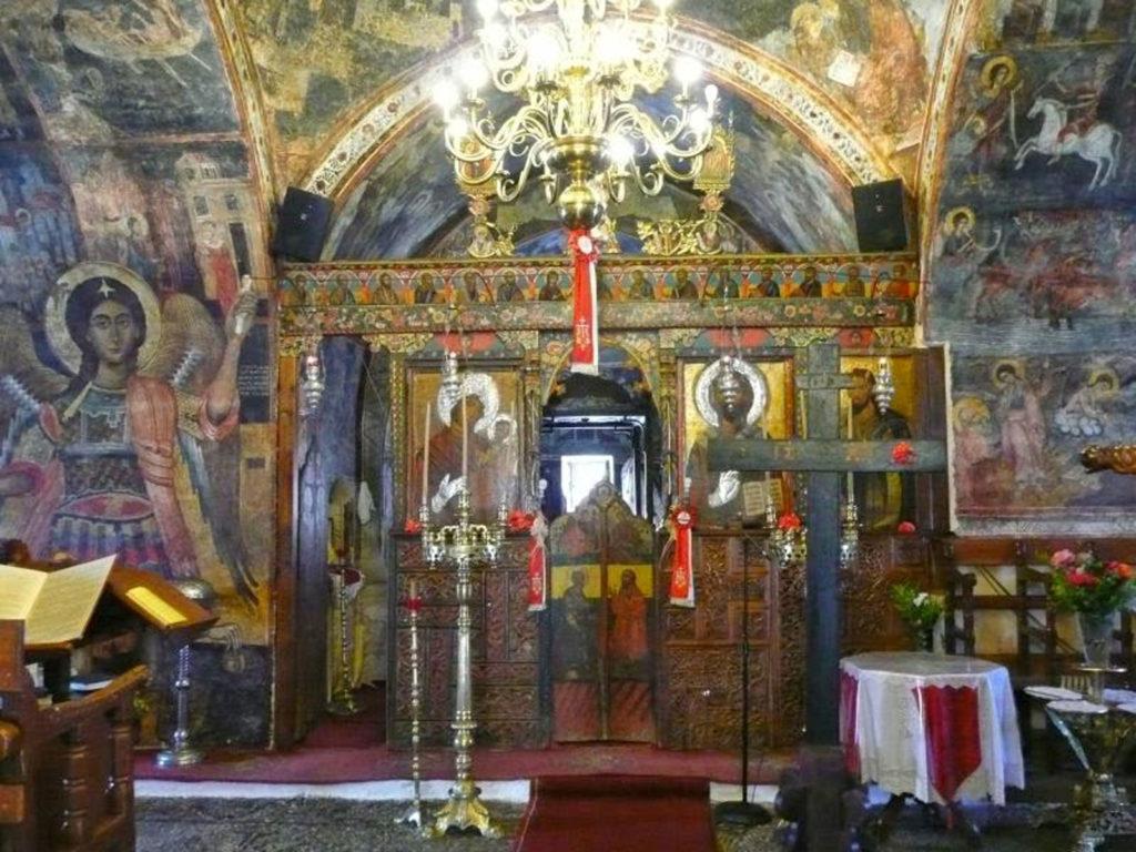 Церковь Успения Богородицы, построенная в 1060 году