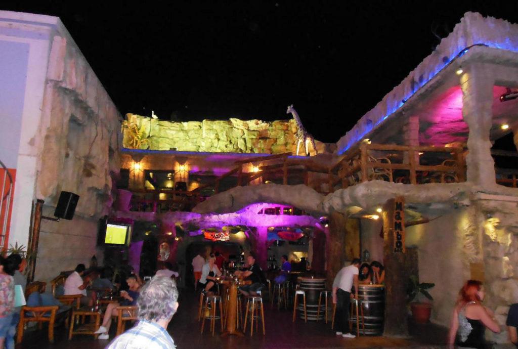 Знаменитая «Греческая Ибица» - Бар Стрит и Клаб Стрит