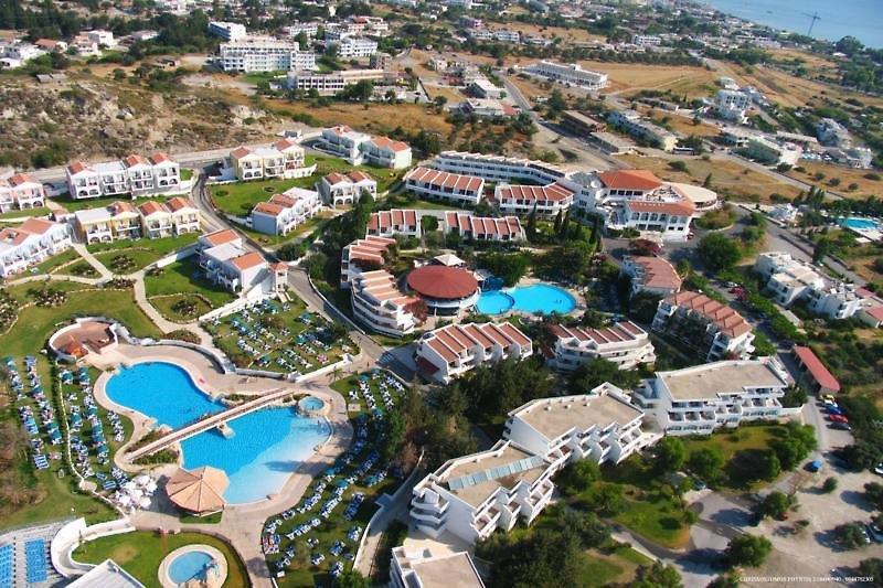 Популярный отель Cyprotel Faliraki