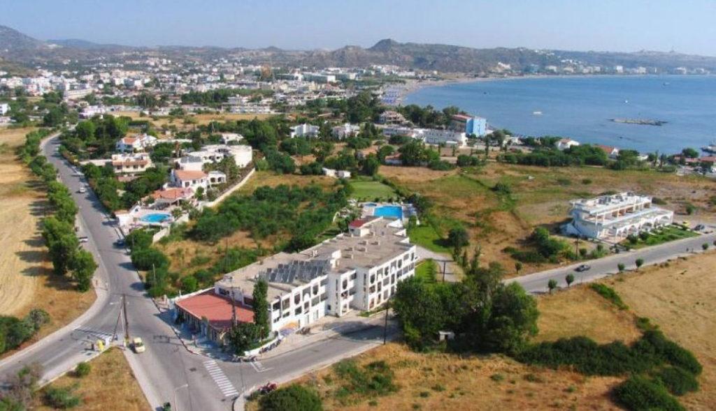 Недорогие апартаменты на курорте Фалираки