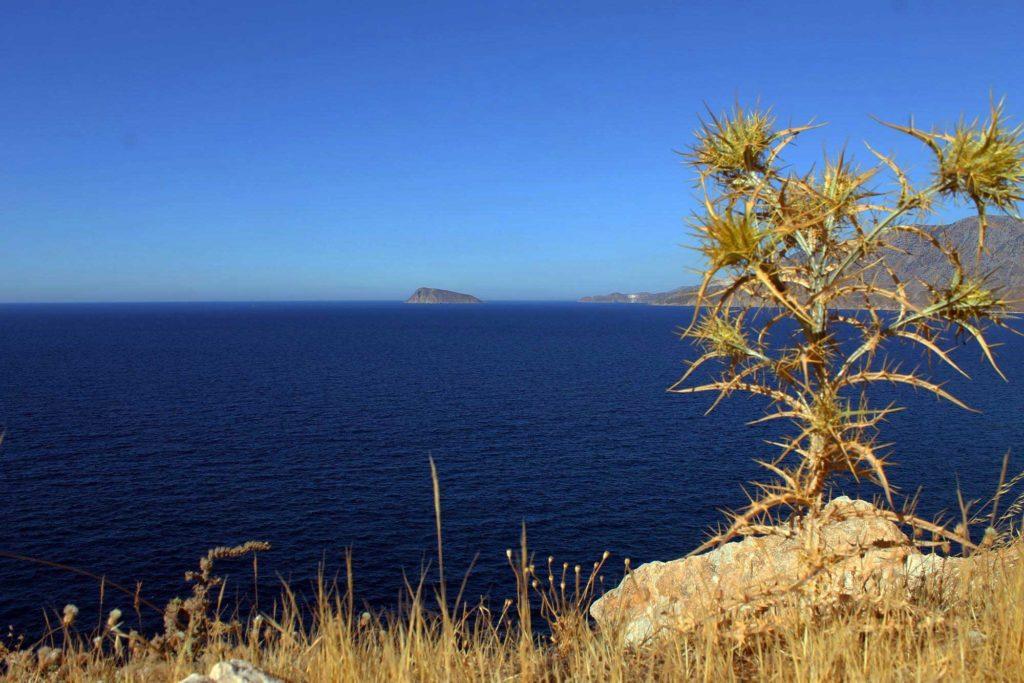 Осень на острове Родос