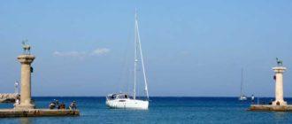 Остров Родос олени